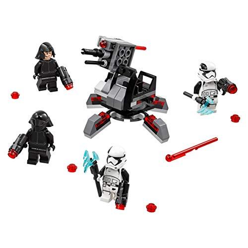 LEGO Star Wars- First Order Specialists Battle Pack Lego Juego de Construcción, Multicolor, única (75197)