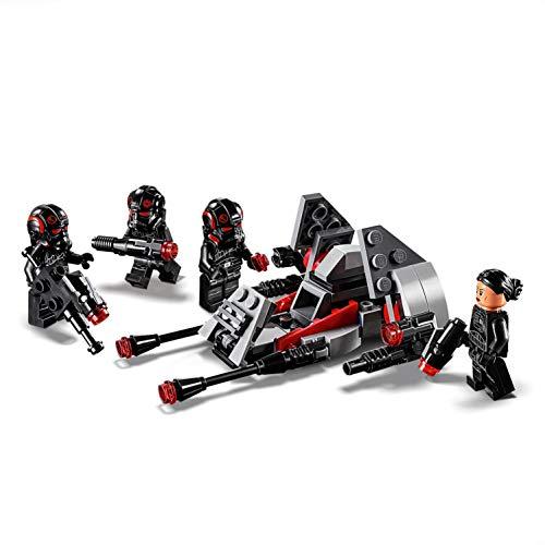 LEGO Star Wars - Pack de Combate: Escuadrón Infernal, juguete de construcción de nave espacial de La Guerra de las Galaxias (75226)