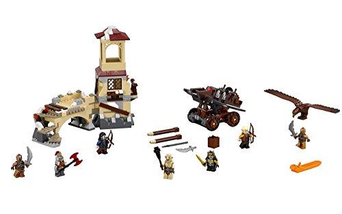 LEGO The Hobbit - La Batalla de los Cinco Ejércitos, Juego de construcción (79017)