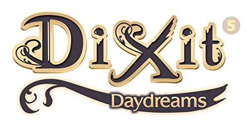 Libellud 002 430 - Dixit 5 Grandes de la Caja Daydreams