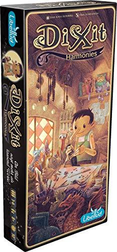 Libellud Asmodee - Juego de Mesa Dixit 2 Big Box 001622 (Idioma español no garantizado)