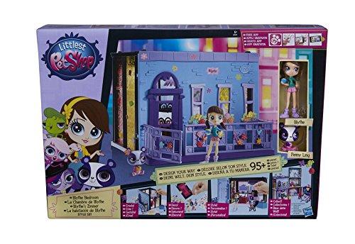 Littlest Pet Shop - La habitación de Blythe, casa de muñecas (Hasbro A9479ES0)
