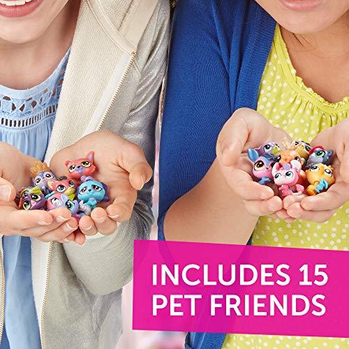 Littlest Pet Shop Paquete de colector de muñecas de Fiesta