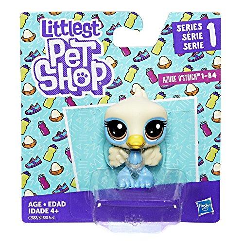 Littlest Pet Shop único Mascota (Avestruz)