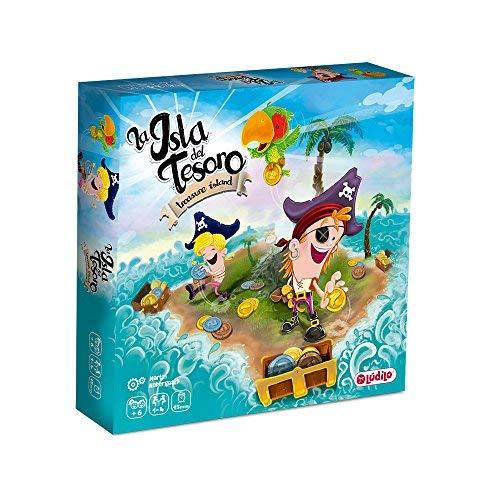 Lúdilo-80352 Isla del Tesoro (80352)