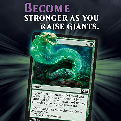 Magic The Gathering C60220000 Core Set 2020 Booster Display of 36 Packets