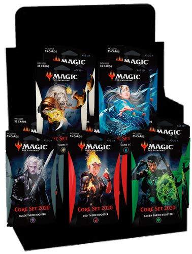 Magic The Gathering C63530000 Core Set 2020 - Juego de potenciadores de temática al azar , color/modelo surtido