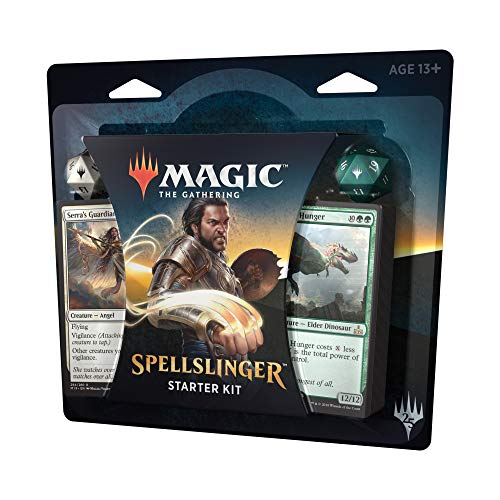 Magic The Gathering MTG-SSK-EN - Kit de iniciación para Esqueleto 2018, Multicolor