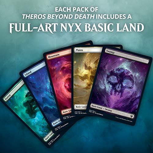 Magic The Gathering MTG Theros Beyond Draft Box of 36 Booster Packs