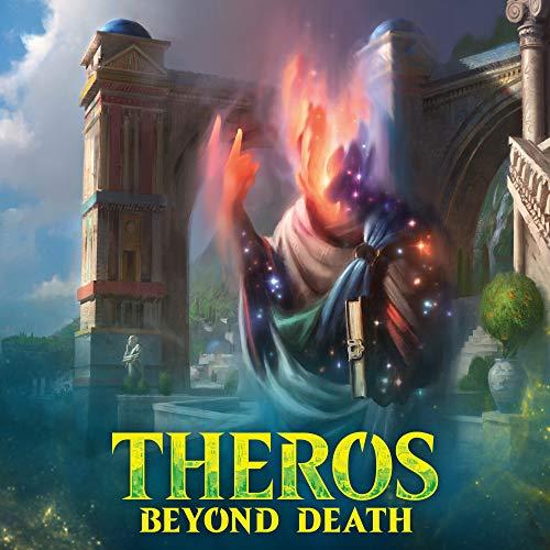 Magic The Gathering Theros Beyond Death Ashiok, escultor de miedos Planeswalker Deck (Wizards of The Coast C74040000)