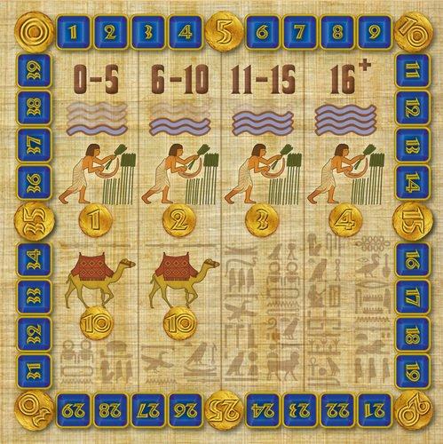 Maldito Games AMUN-RE EL Juego DE Cartas