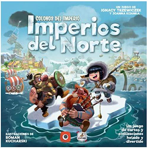 Maldito Games Colonos del Imperio - Imperios del Norte