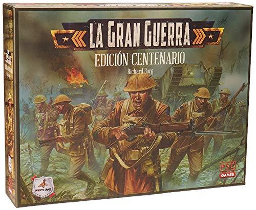 Maldito Games La Gran Guerra Edición Centenario - Juego de Mesa en Castellano