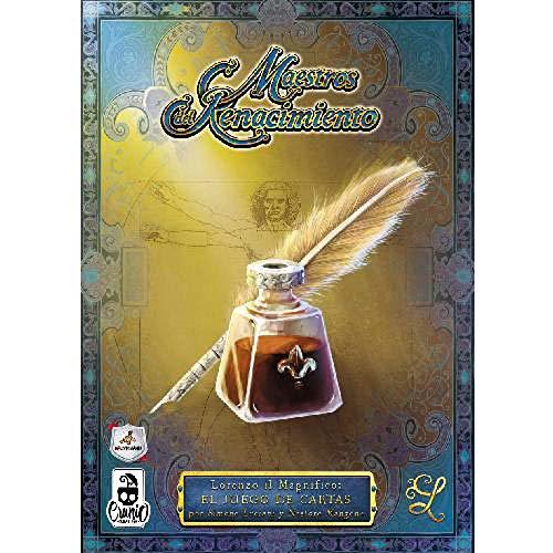 Maldito Games Maestros del Renacimiento (Castellano)