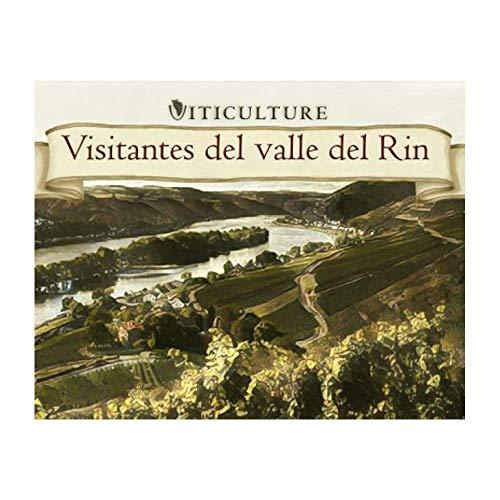 Maldito Games Viticulture - VISITANTES del Valle del RIN