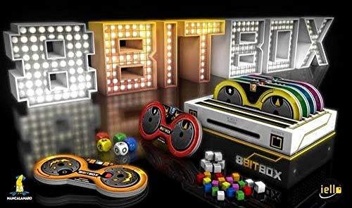 mancalamaro 8bit Box, Multicolor, 8bbx , color/modelo surtido