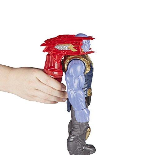 Marvel- Titan Hero Series Thanos (Hasbro E0572EU4)