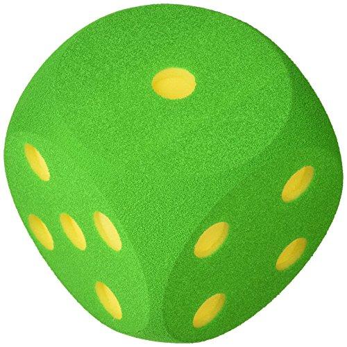 Masters Dado de Espuma Gigante de 16cm - Verde
