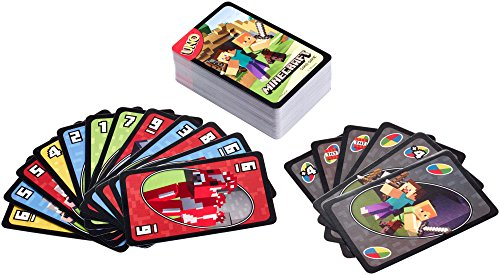 Mattel Minecraft Card Game