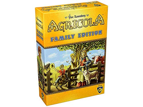 Mayfair Games Europe GmbH Agricola Family Edition - English