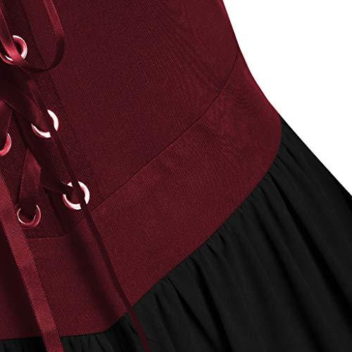 Medias Medieval Navidad Negro Disfraz Vestido de gasas Peluca Halloween Mujer Pelucas Perfume Perfume Halloween Mujer Estuche Pack Rebajas Juguetes Ropa de para Navidad Vestidos Casual