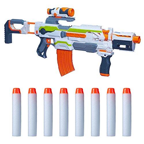 Meersee Recarga Dardos 100pcs Espuma Suave Dardos Recarga Bala Blasters para Nerf N-Strike Elite Serie Niños Juguete Pistola