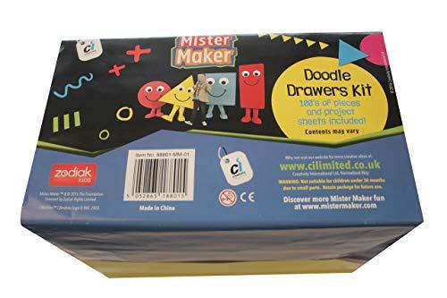 Mister Maker 88801 - Juego de manualidades , color/modelo surtido