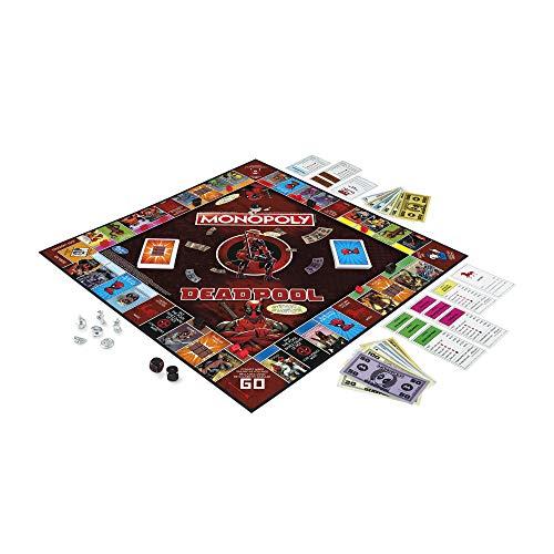 Monopoly - Deadpool Edition
