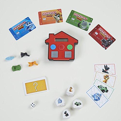 Monopoly- Junior Electronico (Versión Española) (Hasbro E1842105)