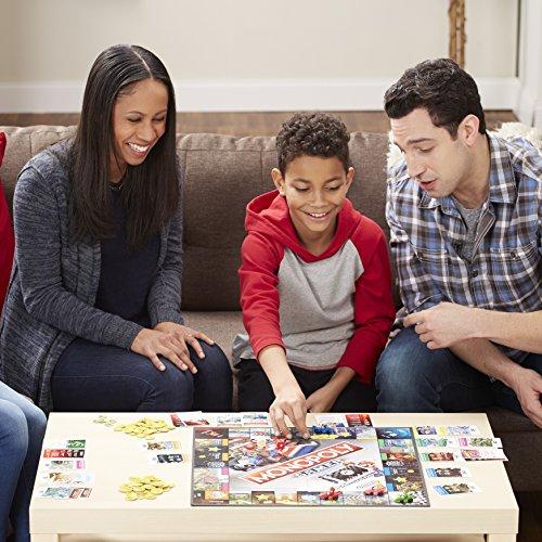 Monopoly - Monopoly Gamer Mario Kart, E1870103