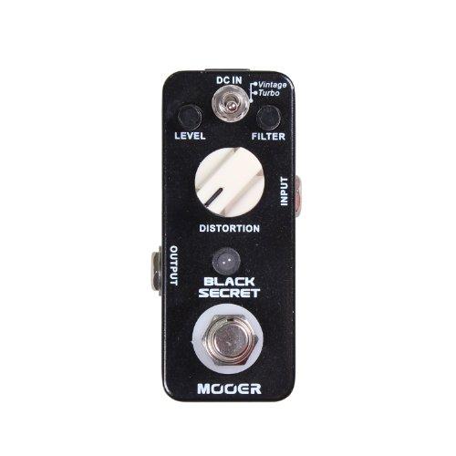 Mooer BLACK SECRET - Pedal de efectos