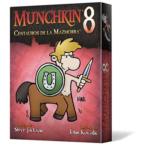 Munchkin - 8: Centauros de la Mazmorra (Edge Entertainment MU08)
