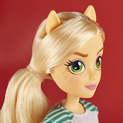 My Little Pony–Applejack e0665es0Equestria Girls Estilo clásico muñeca