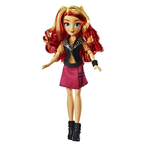 My Little Pony–e0631es0Equestria Girls Sunset Shimmer estilo clásico muñeca , color/modelo surtido