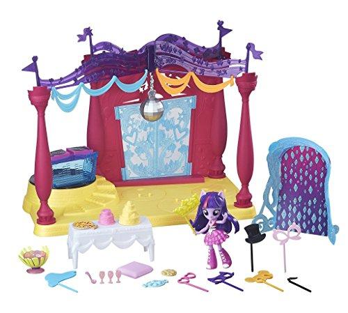 My Little Pony - Kit Equestria Girls Minis, La Discoteca (Hasbro B6475EU4)