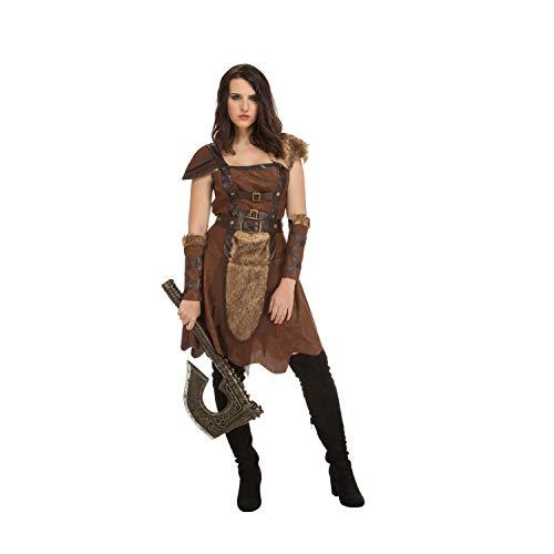 My Other Me Me-204184 Disfraz dama del Norte para mujer, M-L (Viving Costumes 204184)