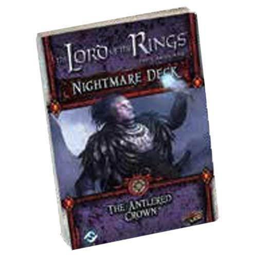 Ninja All-Stars: Shojo  Erweiterung DEUTSCHE VERSION The Lord of The Rings LCG: Antlered Crown Nightmare Deck - English