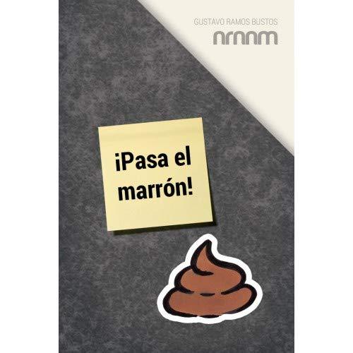 Nrnnm Pasa el Marron - Juego de Mesa [Castellano]