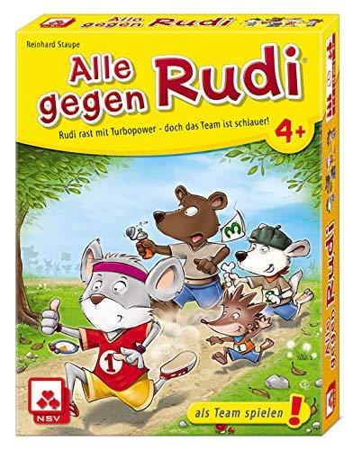 NSV 4501 Alle gegen RUDI - Juego de Dados
