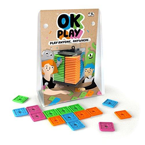 OK Play: El Juego hipersencillo de las cinco en raya