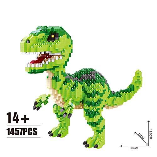 OLMME Mini Bloques de Construcción De Animales Ladrillos de Juguete De Construcción para Niños, 1457 Piezas Kit de Modelo de Bricolaje Niños Y Niñas Regalos Educativos para Niños(Size:# 1)
