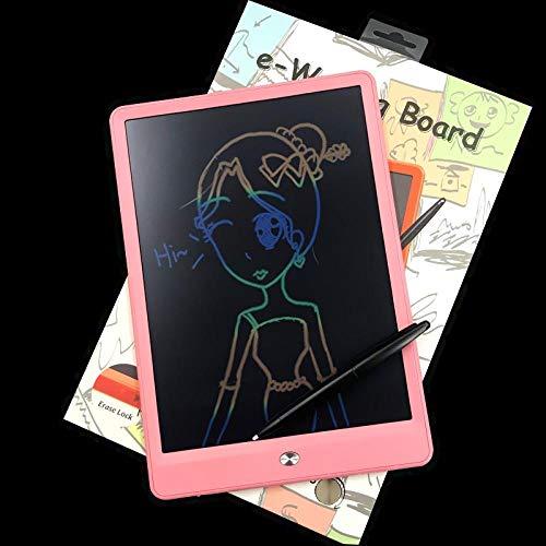 para niños Tableta de Escritura electrónica para niños-Color Negrita 10 Pulgadas Escritura LCD