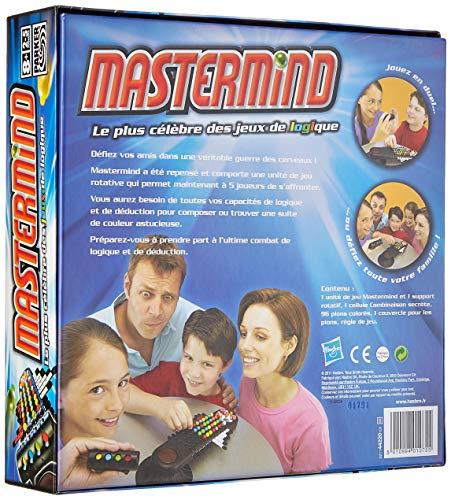 Parker Mastermind Board Game - Juego de estrategia (contenido en francés)