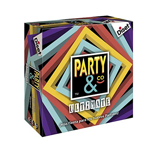 Party & Co- 10084 Ultimate, Multicolor (Diset , color/modelo surtido