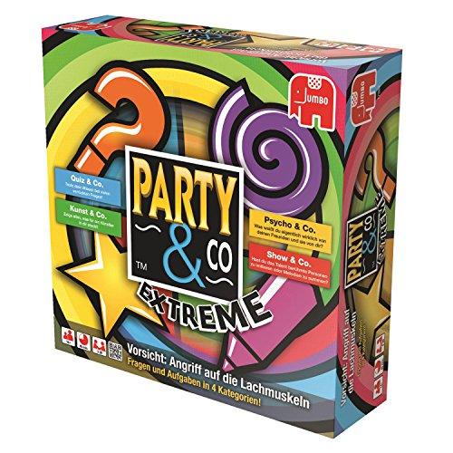 Party & Co. Extreme Adultos Juegos de Preguntas - Juego de Tablero (Juegos de Preguntas, Adultos, 45 min, Niño/niña, 14 año(s), Alemán)