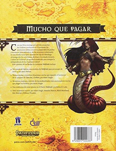 Pathfinder - Calaveras y Grilletes 6: del corazón del Infierno (Devir Iberia 224337)