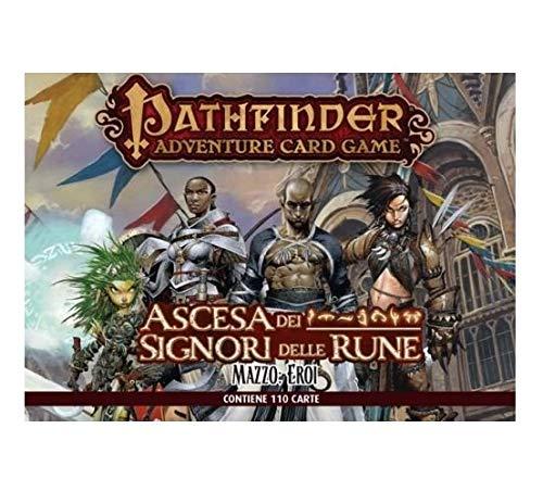 Pathfinder Gioco di Carta. Ascesa dei Signori Delle Runa. Mazzo Eroi. [Espansione por Pathfinder Gioco di Carta].