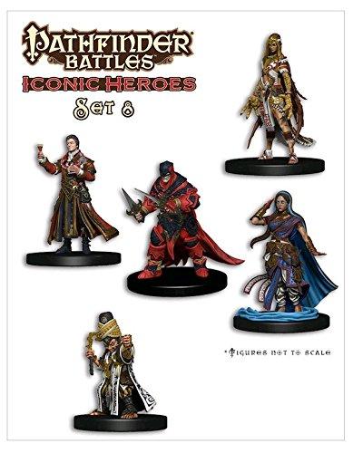 Pathfinder Iconic Heroes Set #8