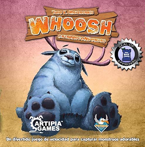 PAVANA GAMES WHOOSH - CAZARRECOMPENSAS