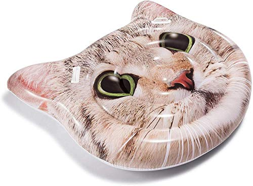 PAXF Isla Inflable Cara de Gato 58in x 53in-W-3
